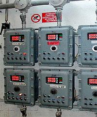 Impianti elettrici antideflagranti